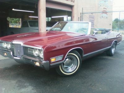 1971 Ford LTD XL 400 V-8 Engine Southwest Rust-Free Car  New Interior with Safety- Reclining Seats All Chrome including Bumpers Complete Newly Painted Candy Apple Red